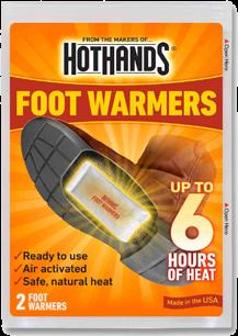 foot-warmers