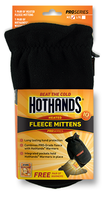 HotHands Fleece Mittens