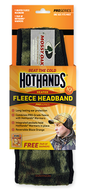 HotHands Fleece Headband