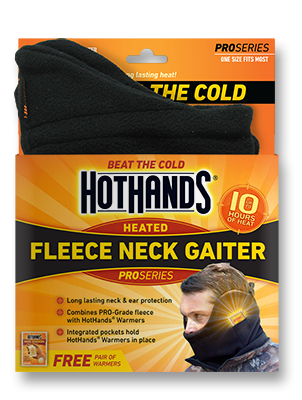 HotHands Fleece Neck Gaiter